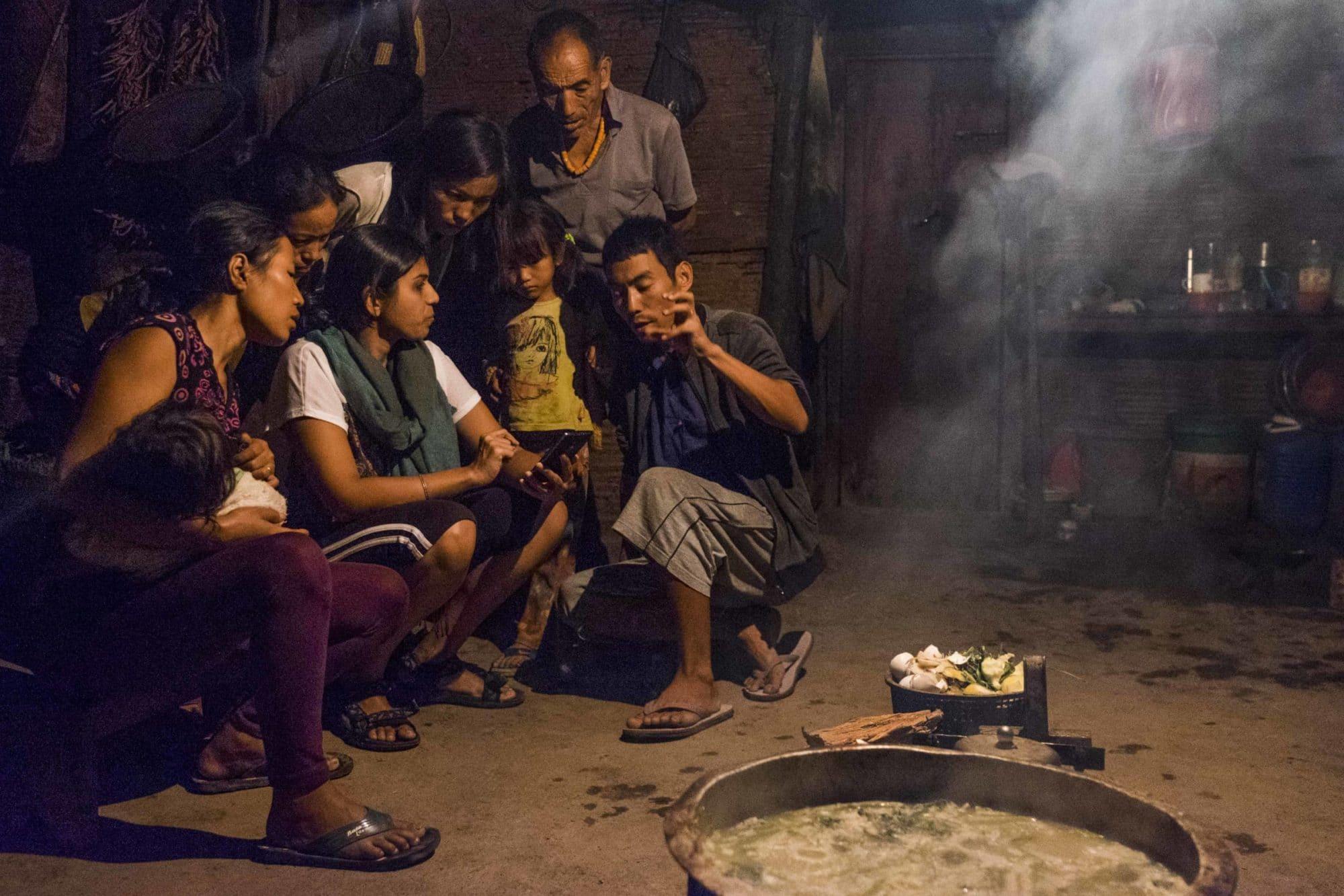 Homestay Phesachodu Village Nagaland