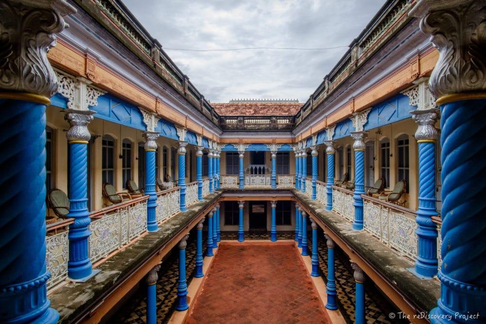 Chettinadu Palace