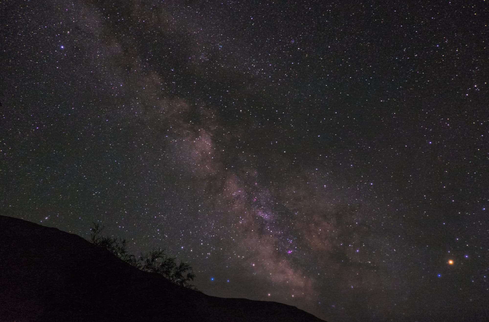 A spectacular new view of the center of the Milky Way