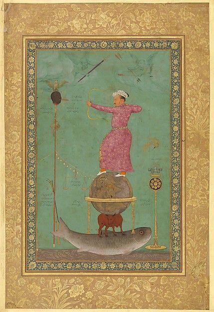 Jehangir Painting