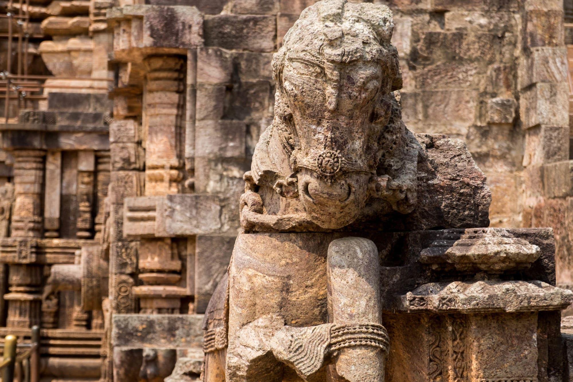 Sun Temple, Konark, Orissa