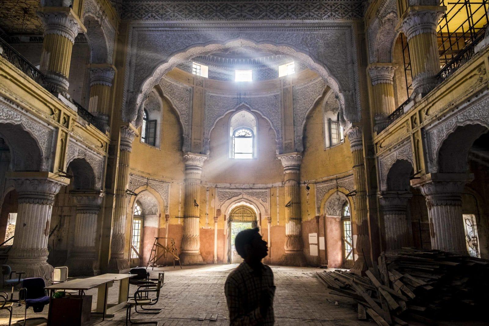 Darbar Hall, Kapurthala, Punjab