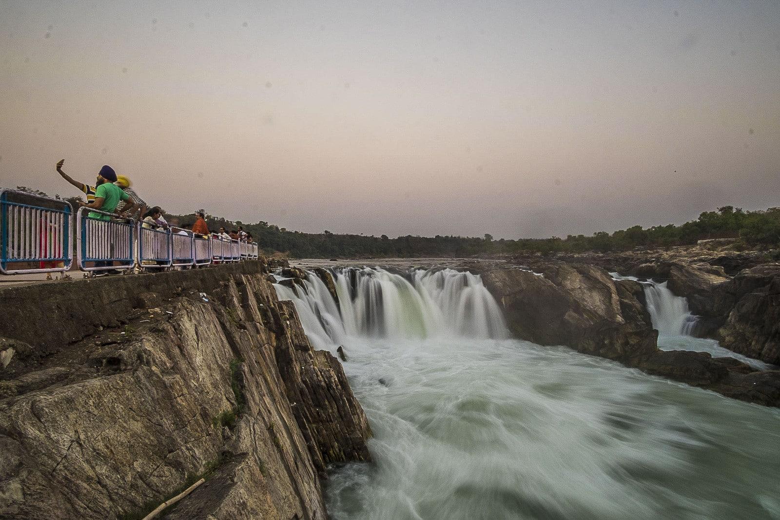 Dhuadhar fall Narmada Jabalpur