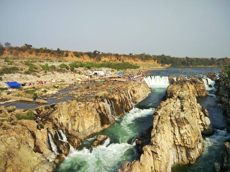 Dhuadhar Falls, Jabalpur