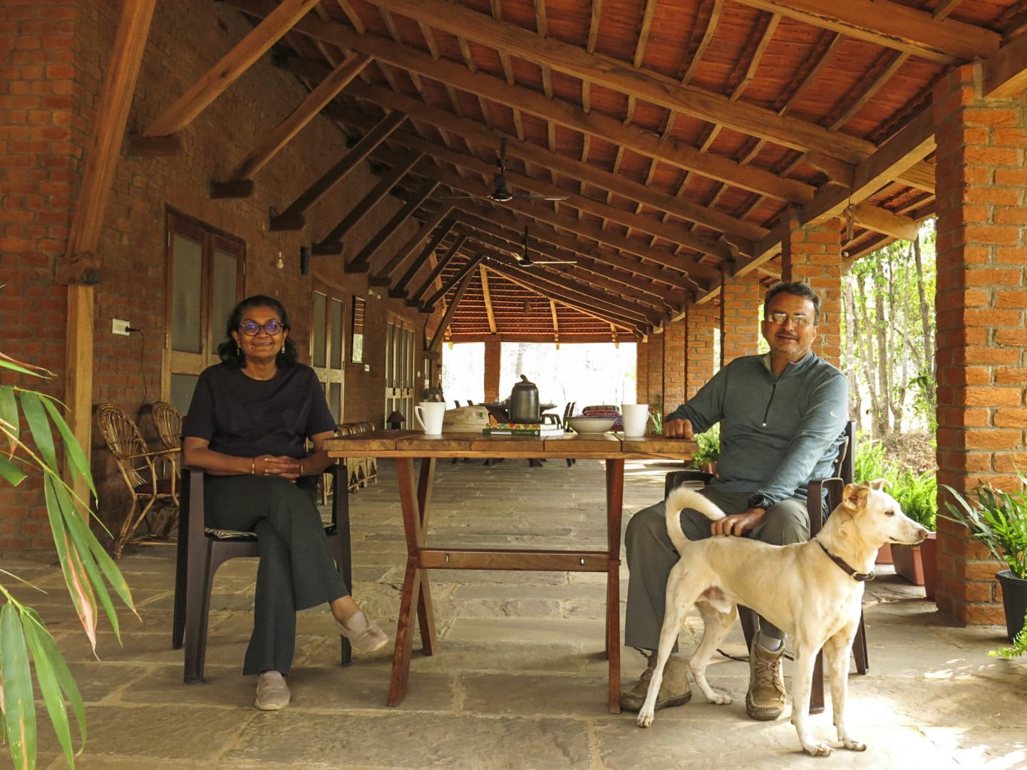 Sheema & Jhampan Mukhurjee Salban Homestay Kanha