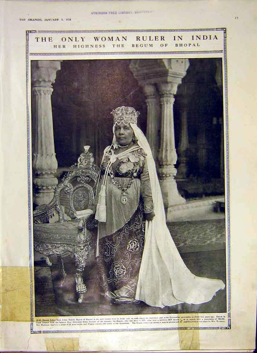 Begums of Bhopal