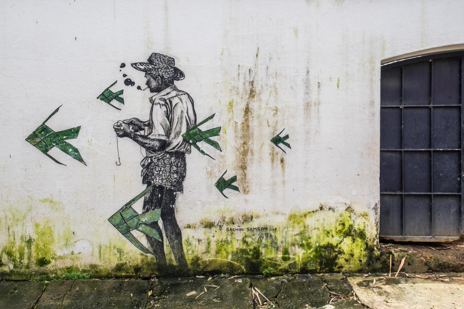 Street Art, Fort Kochi
