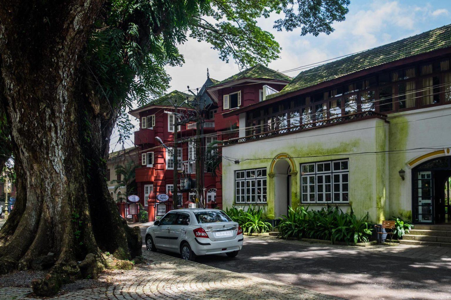 Old Harbour Hotel, Fort Kochi