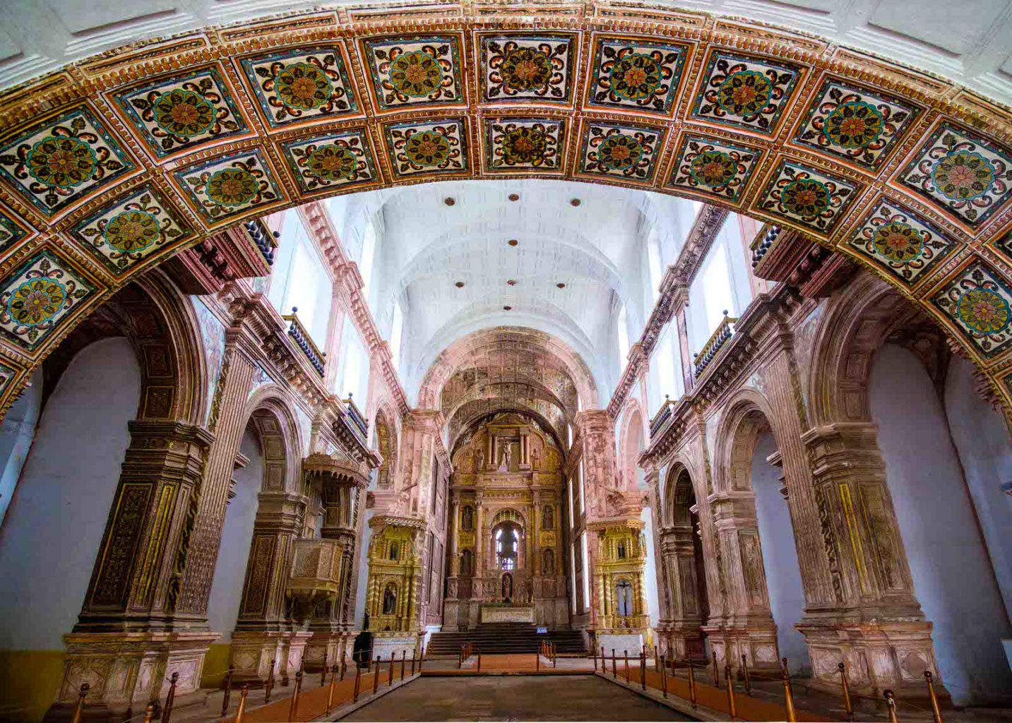 Church of Francis of Assisi, Old Goa