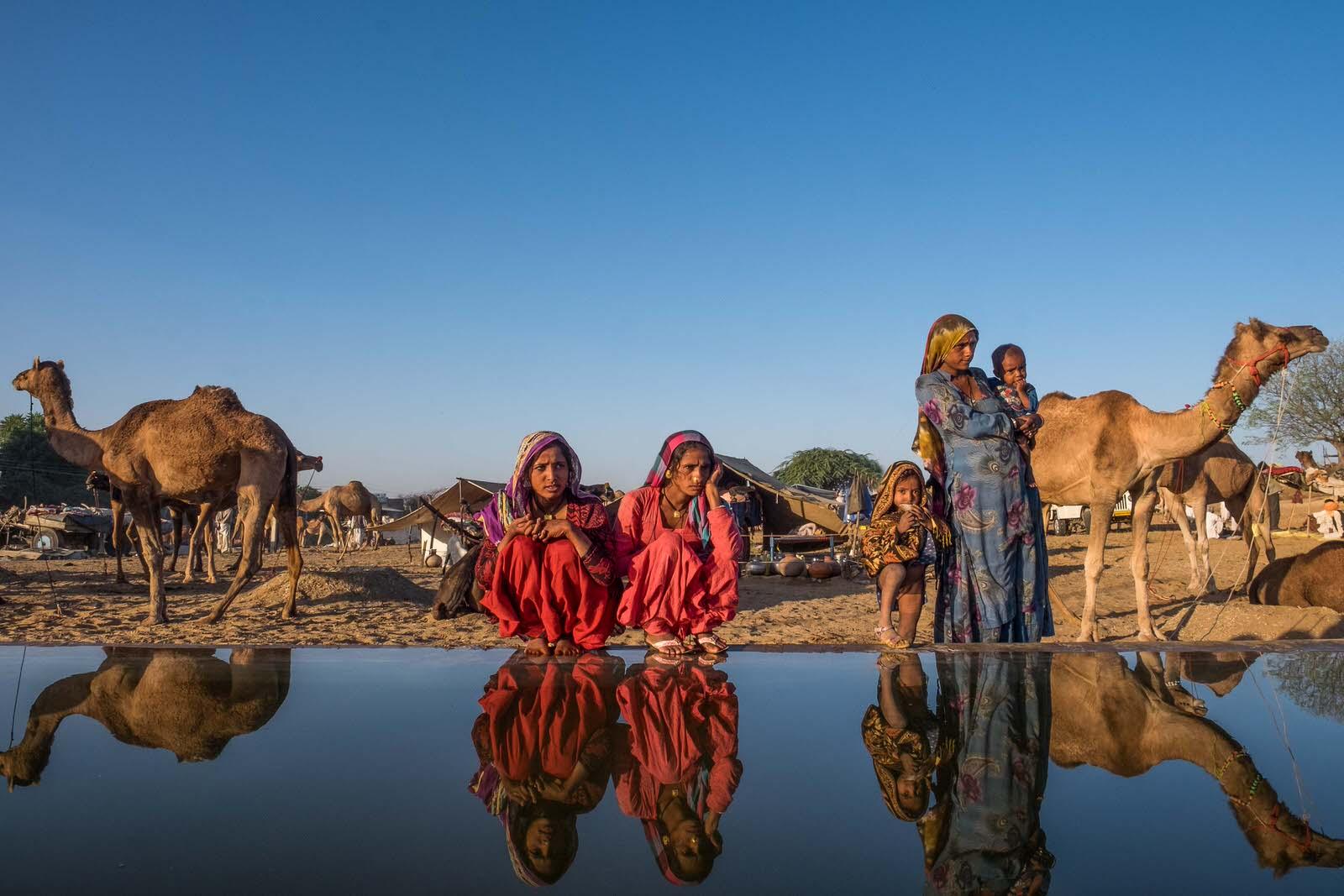Nomads Pushkar Mela