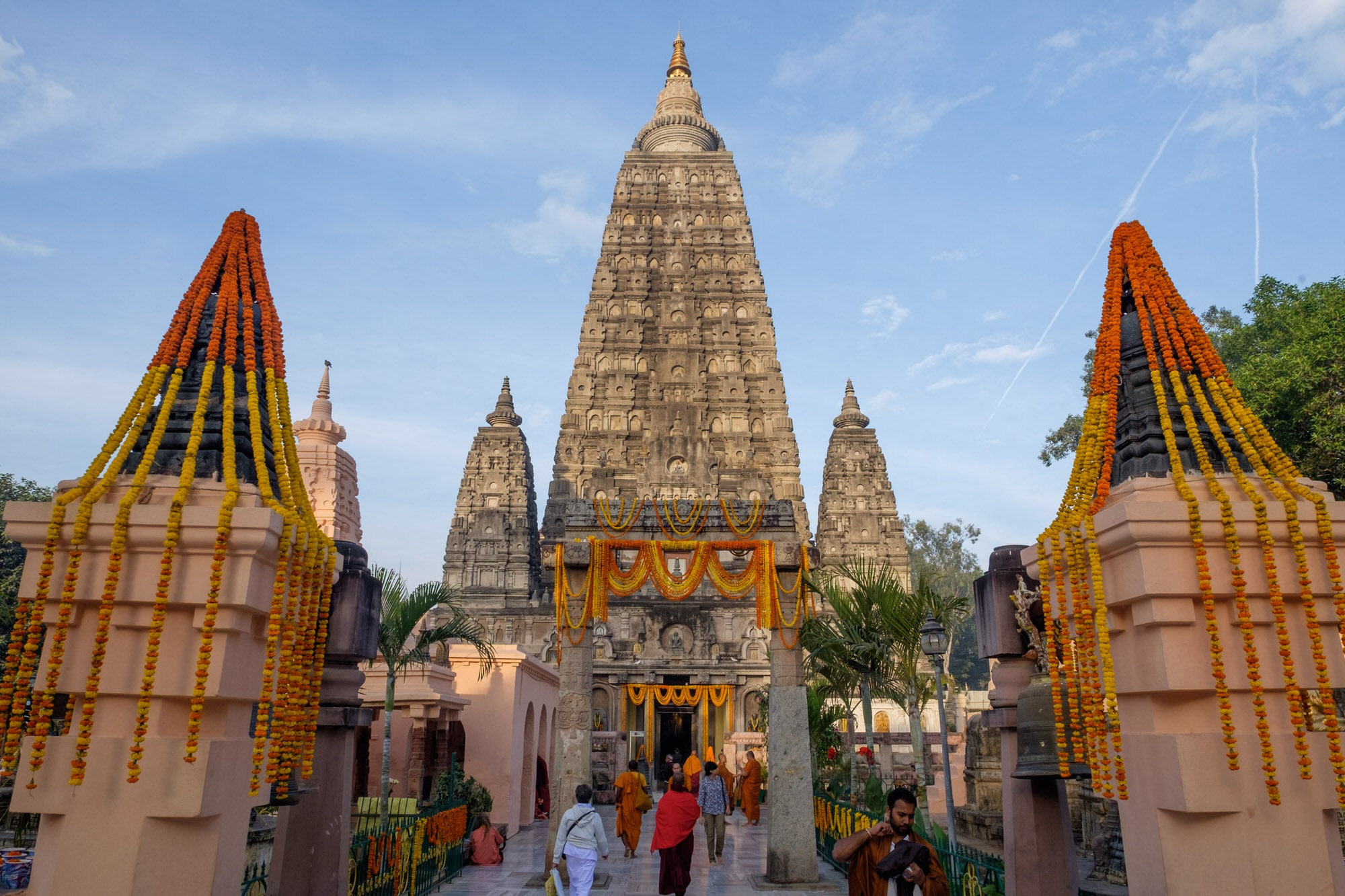 Mahabodhi Temple, UNESCO World Heritage Site