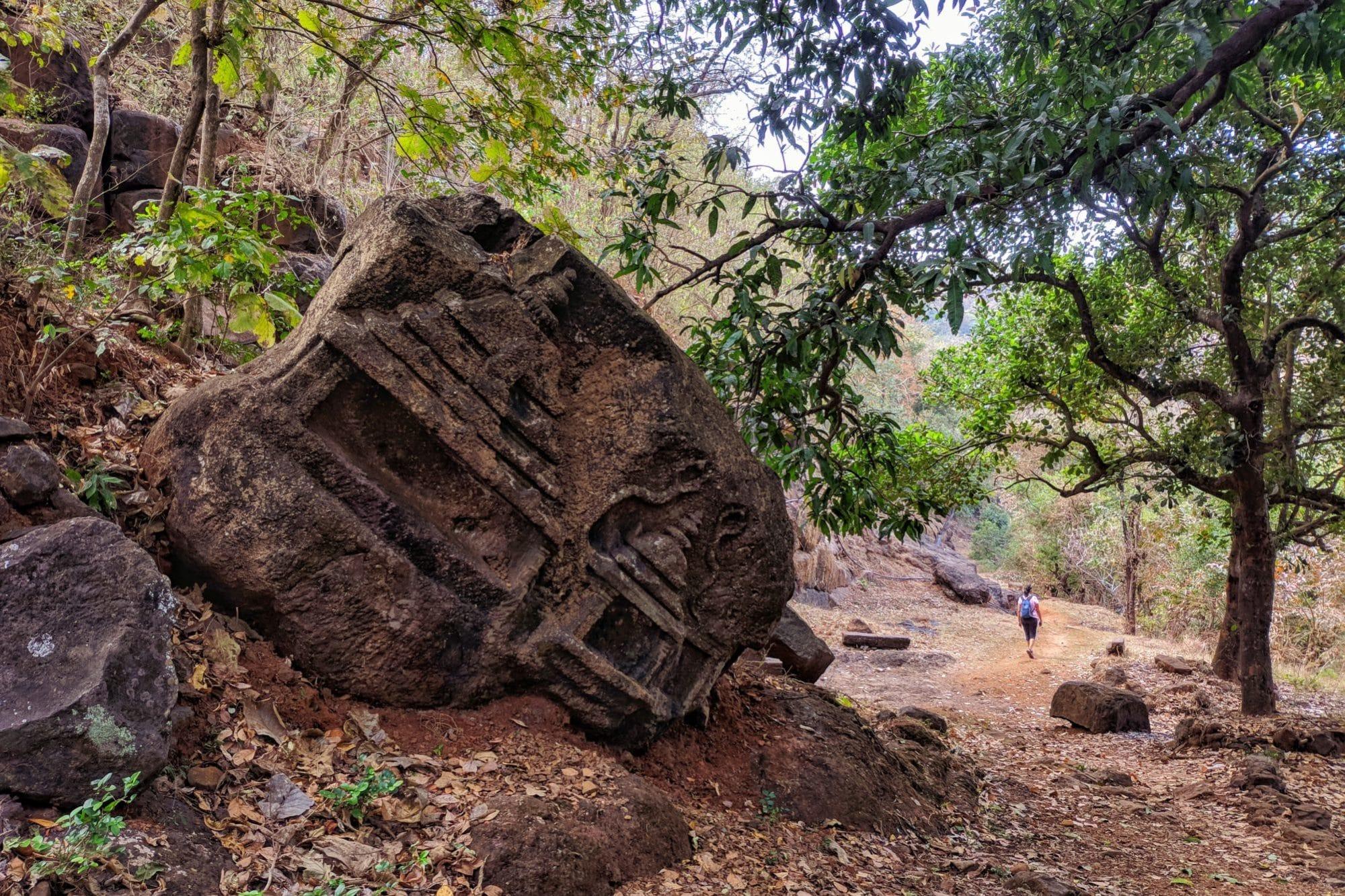 Panhalkaji Caves Dapoli