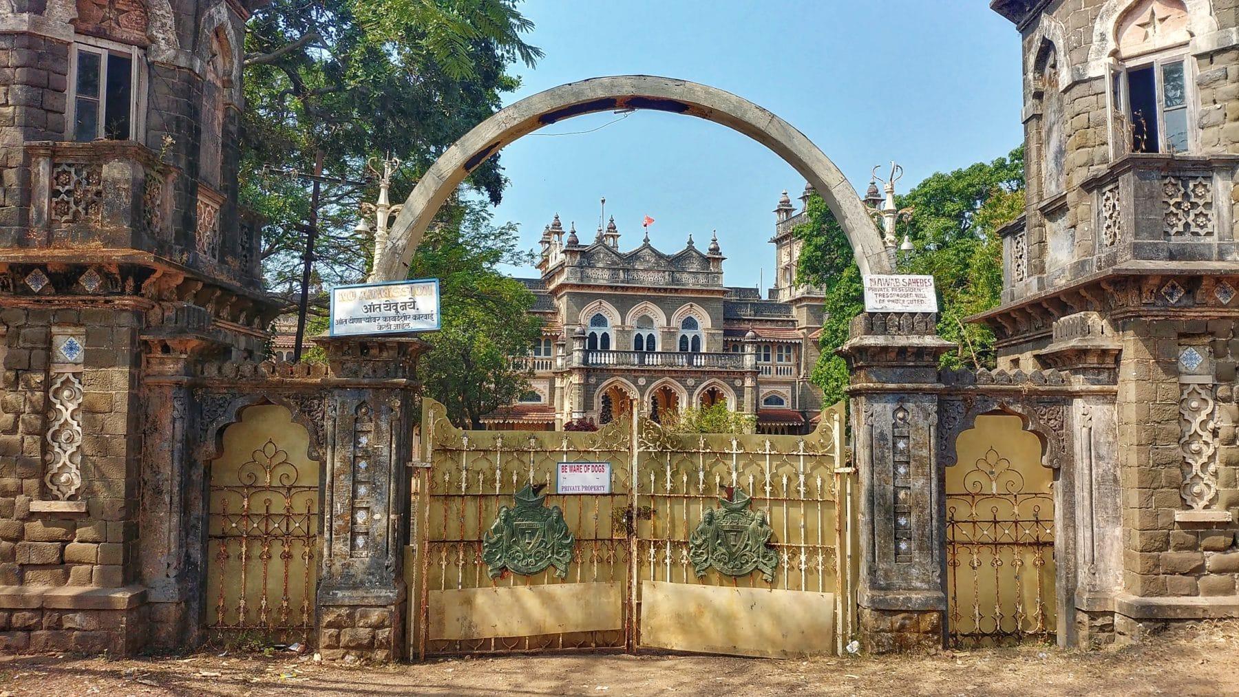 Siddi palace murud