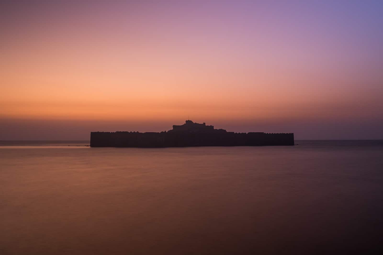 Murud Janjira Fort Murud