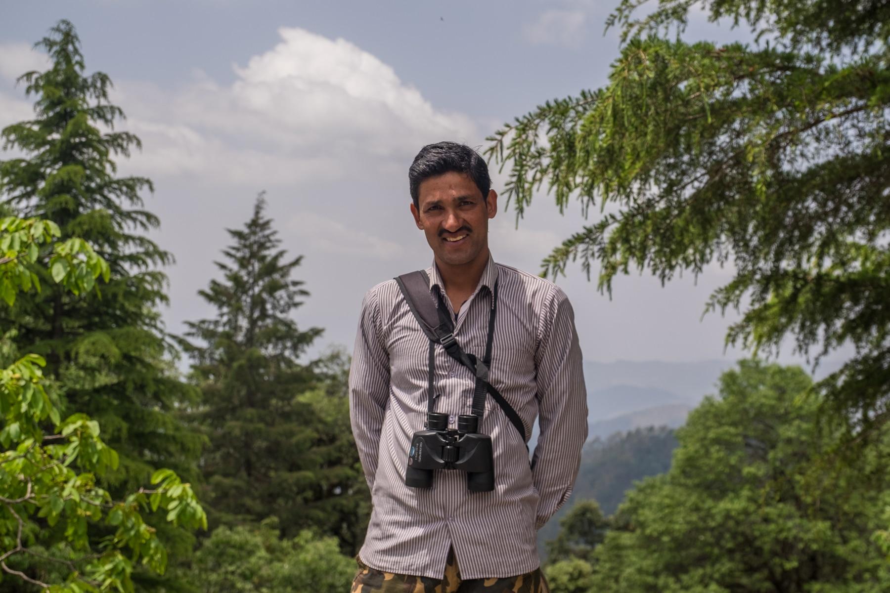 Binsar national park