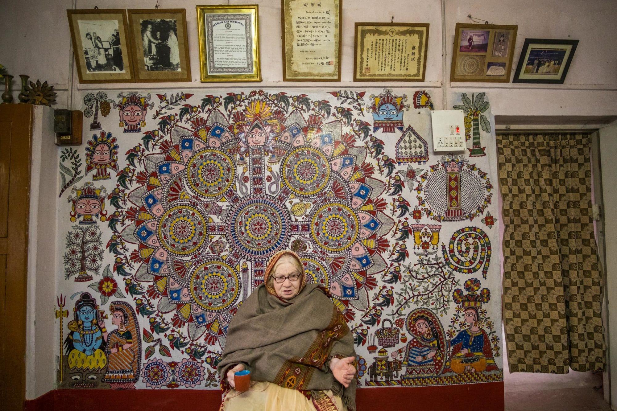 Godavari Devi Ranti Madhubani