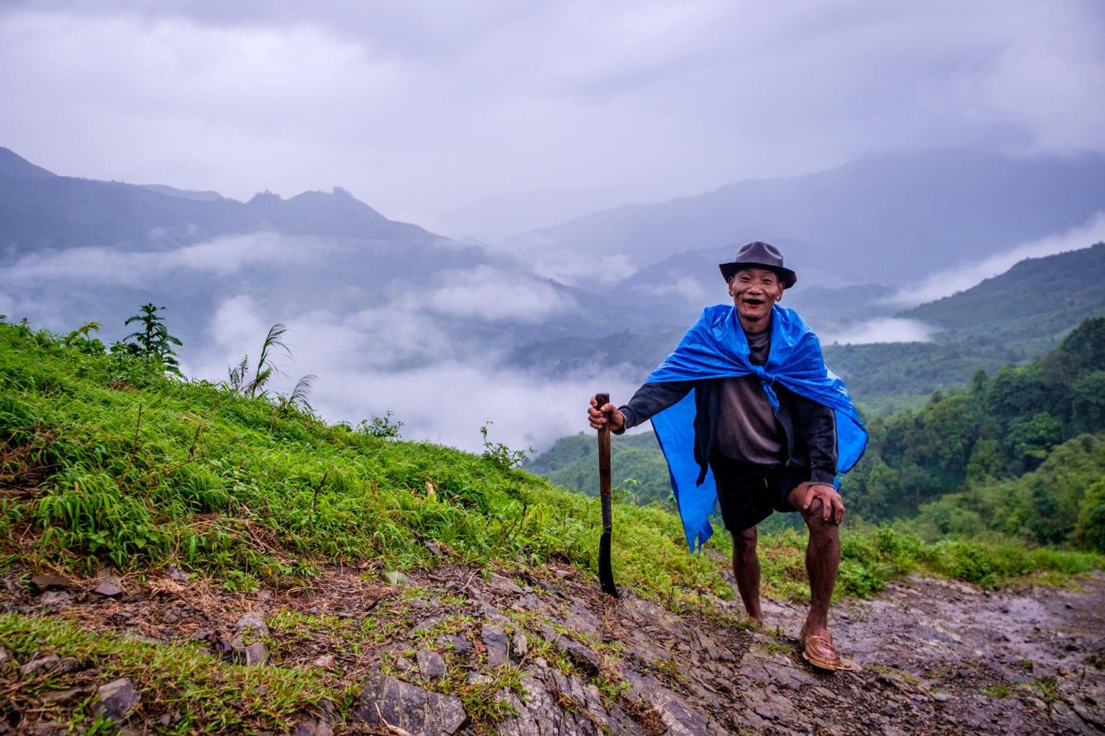 Lungwa Village, Nagaland